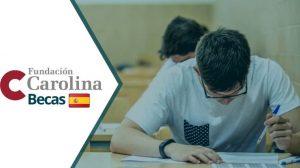 becas de la Fundación Carolina en España