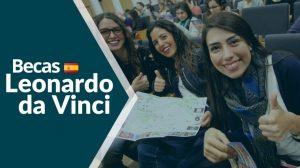 Becas Leonardo Da Vinci